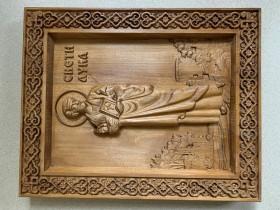 Ikona - Sveti Luka