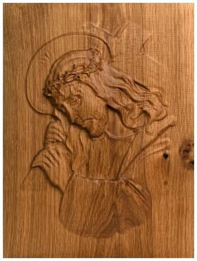 Ikona - Isus